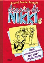 diario de nikki, 6: una rompecorazones no muy afortunada-rachel renee rusell-9788427204447