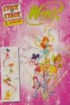 winx club (stick and stack)-9788427862647