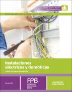 instalaciones electricas y domoticas-julian rodriguez fernandez-9788428335447