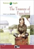 the treasure of franchard. book + cd 9788431699147