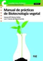 Manual de prácticas de biotecnología vegetal Descargas gratuitas de libros para iPod