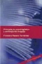 principios de sociolingüistica y sociologia del lenguaje (2ª ed. actualizada) francisco moreno 9788434482647