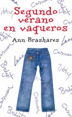 segundo verano en vaqueros-ann brashares-9788434807747