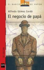 el negocio de papa-alfredo gomez-9788434848047