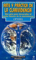 arte y practica de la clarividencia 9788441410947