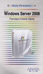 windows server 2008 (guia practica)-francisco charte ojeda-9788441524347