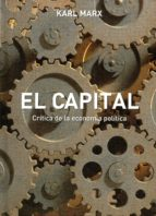 el capital karl marx 9788445909447