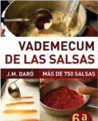 pack vademecum de las salsas (6ª ed.) (incluye set de utensilios de cocina) j.m. daro 9788448067847