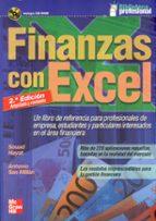 finanzas con excel (2ª ed.) souad hayat antonio san millan 9788448129347