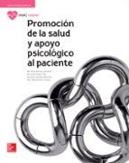 promoción de la salud y apoyo psicológico al paciente. edición 2017-9788448612047