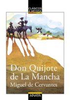 don quijote de la mancha (coleccion clasicos a medida) miguel de cervantes saavedra 9788466755047