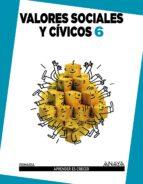 valores sociales y cívicos 6º educacion primaria mec-9788467881547