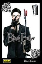 black butler (vol. 8)-9788467910247