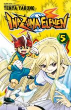 inazuma eleven nº 5-tenya yabuno-9788468476247