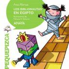 los biblionautas en egipto ana alonso 9788469836347