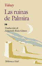 las ruinas de palmira (4ª ed.) c. francois de chasseboeuf volney 9788471664747