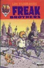 los fabulosos freak brothers (2ª ed.) (obras completas; 11)-9788478333547