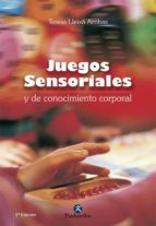 juegos sensoriales y de conocimiento corporal-teresa lleixa arriba-9788480192347
