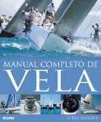 manual completo de vela steve sleight 9788480765947