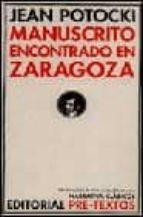 manuscrito encontrado en zaragoza-ian potocki-9788481914047