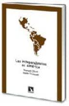las independencias en america-manuel chust-ivana frasquet-9788483194447