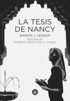 la tesis de nancy-ramon j. sender-9788483432747