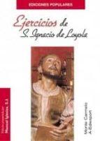 ejercicios ignacianos con santa ángela de la cruz-9788483538647