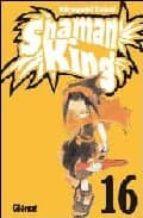 shaman king nº 16-hiroyuki takei-9788484496847