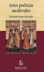 artes poeticas medievales fernando gomez redondo 9788487482847