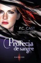 profecia de sangre-p.c. cast-9788490000847