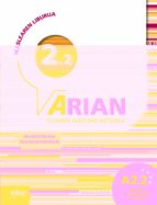 arian 2.2: ikaslearen liburua 9788490270547