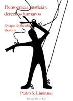 democracia, justicia y derechos humanos (ebook) pedro s. limiñana 9788490955147