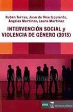 intervencion social y violencia de genero-rubén torres-9788492477647