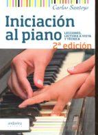 iniciacion al piano carlos santoys 9788494335747