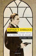 arthur y sherlock michael sims 9788494742347