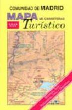 comunidad de madrid. mapa de carreteras (1:200000) 9788495889447