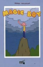 magic boy-james kochalka-9788496121447