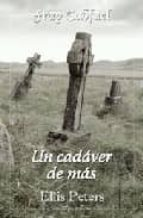 un cadaver de mas ellis peters 9788496952447