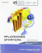 aplicaciones ofimaticas miguel moro vallina 9788497327947