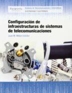 configuracion de infraestructuras de sistemas de telecomunicacion es-juan manuel millan esteller-9788497329347