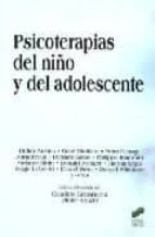 psicoterapias dle niño y del adolescente-claudine geissmann-didier houzel-9788497565547