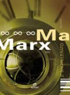 cuadernillo de filosofia marx 2º bachillerato edicion 2003-9788497710947