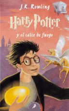 harry potter y el caliz de fuego j.k. rowling 9788498383447
