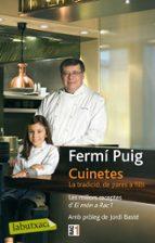 cuinetes. la tradicio de pares a fills-fermi puig-9788499301747