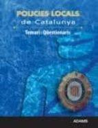 policies locals catalunya. temari i questionaris-9788499439747
