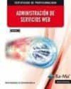 administracion de servicios web. mf0495_3 david rodriguez de sepulveda 9788499645247