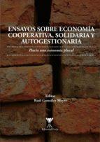 ensayo sobre economía cooperativa, solidaria y autogestionaria (ebook)-raúl gonzález-9789563383447