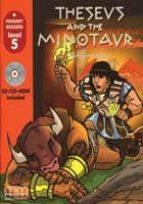 theseus and the minotaur edición británica (libro + cd) 9789604430147