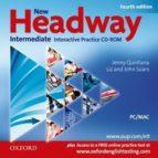 new headway intermediate (4th edition) (cd rom) jenny quintana 9780194768757