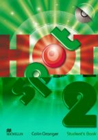 hot spot 2 student s book + cd rom pack 9780230723757